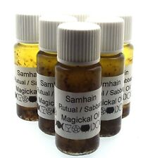 Samhain Sabbat Oil New Year Let Go Of The Old