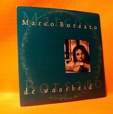 Cardsleeve single CD Marco Borsato ‎De Waarheid 2TR 1996 Dutch Soft Rock, Ballad