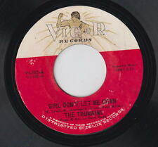 The Trumains 45rpm Vigor VI 703 Girl Don't Let Me Down/You Are Nice Soul