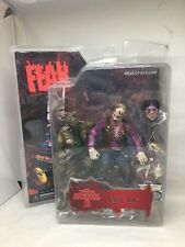 "Mezco Cinema Of Fear Series 1 Texas Chainsaw Massacre Chop Top 6"" Action Figure"