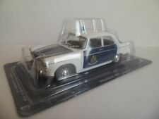 car auto model Ixo ist 1:43 Peugeot 404 Police B.S.A Police Polizei Africa