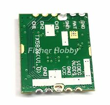 FPV 5.8G 200mW Wireless Audio Video Transmitter Module for Quadcopter