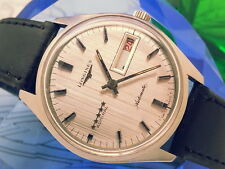 """RARE 1967 LONGINES (503-CALIBER) """"5-STAR-ADMIRAL"""" AUTOMATIC VINTAGE MENS WATCH"""