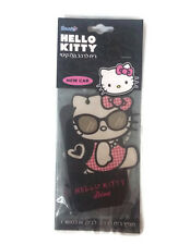 Pair of Sanrio Hello Kitty Paper Car Air Freshener New Car Scented NEW