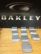 8 x OAKLEY Metal Display Card Holder POSTER CARD Stand Shop Sale Retail Sunglass