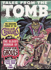 TALES FROM THE TOMB V 2 # 6 EERIE PUBS MAGAZINE COMICS 1970 HORROR TERROR TALES