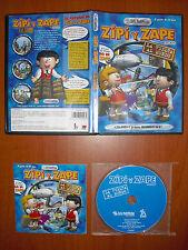 Zipi y Zape (de Escobar) La vuelta al mundo [PC CD-ROM] Zeta Games Ver.Española