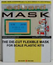 Eduard 1/32 JX151 Canopy Mask for the Revell Messerschmitt Bf109G-6 kit