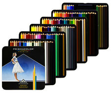 Sanford Prismacolor Premier Colored Pencils set of 132 Brand New
