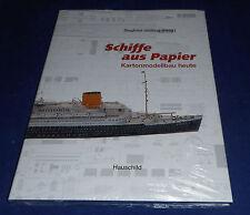 Schiffe aus Papier von Siegfried Stölting
