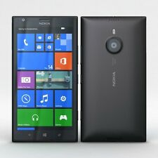 """New"" Nokia Lumia 1520 16GB Black Unlocked At&t Windows Smartphone GSM 4GLTE"