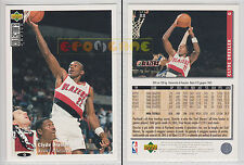 NBA UPPER DECK 1994 COLLECTOR'S CHOICE - Clyde Drexler # 22 - Ita/Eng- MINT