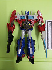 Transformers Prime First Edition Optimus Prime Voyager Complete