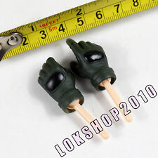 "LE-14 1/6 HOT 12"" figure female gloves hands cg cy takara TOYS"