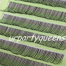 C Curl 0.15x 12mm Curly Natural Soft Black Individual False Eyelash Extensions