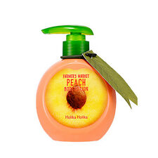 [Holika Holika] Farmer's Market Peach Body Lotion 240ml