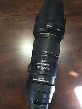 Sigma 70-200mm F/2.8 HSM EX DG OS Lens For Nikon.