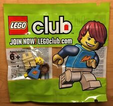 LEGO CLUB MAX Minifigure Set Brand New in Sealed Polybag 852996 FREE SHIPPING!
