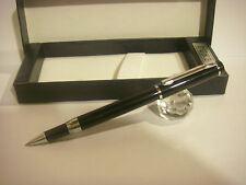 Penna a Sfera Duke Rollerball - Black Chrome
