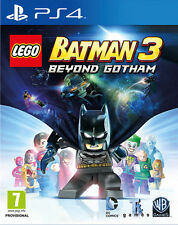 LEGO Batman 3 Beyond Gotham PS4 NEW DISPATCH TODAY ALL ORDERS BY 2PM