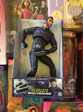 "X Men United 2 Mutants Wolverine Marvel Action Figure Deluxe 13"" Team Doll Toy"