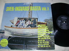 SVEN INGVARS Bästa VOL.2 *ORIGINAL SWEDISH BEAT STEREO LP*