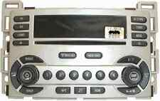 Chevy Equinox CD6 XM ready radio. OEM factory Delco stereo. 15261550 NEW