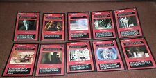 STAR WARS CCG BY DECIPHER CARD LOT #4 ( FROM THE 1990s)