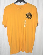 Harry Potter Hufflepuff T-Shirt Yellow Size 2XL Detachable Cape NWT NEW