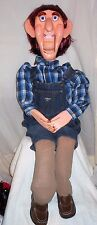 NEW Professional Ventriloquist Dummy FIGURE,  CHESTER