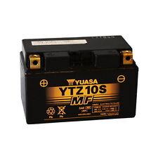 BATTERIA YUASA YTZ10S 12V/8,6AH YAMAHA 600 YZF R6 R (RJ11) 2006-2015