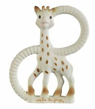 Sophie the Giraffe So Pure Teething Toy ring Teether NEW (Without Box) Vulli