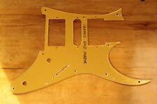 RG SERIES HSH GOLD MIRROR PICKGUARD f. IBANEZ® HIGH QUALITY REPLACEMENT TOP PG