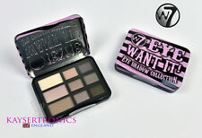 W7 Eye Want It Sexy Eyeshadow Palette Collection