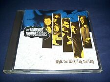 Walk That Walk, Talk That Talk - The Fabulous Thunderbirds (CD 1991) NRMT