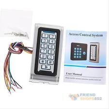 Door Lock Access Control Intercoms System Controller Metal Case Non Waterproof
