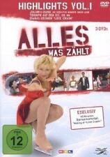 Tanja Szewczenko - Alles was zählt - Highlights 1 (3 DVDs)