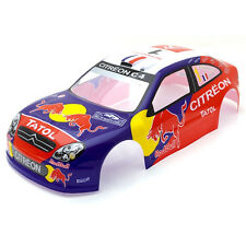 RCG Racing 1/10 Citreon C4 Rally Body Shell 190mm S009
