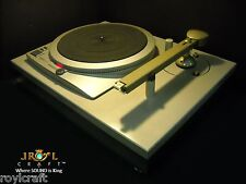 RoyLCraft Turntable base 4 Direct Drive Denon,Sony,Kenwood,Technics,Garrard, SME