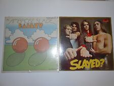 LP-AMBROSE SLADE /  SLADE ON FONTANA & POLYDOR  .... BOTH ARE STILL SEALED.