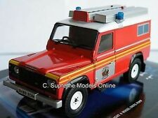 CORGI LAND ROVER 110 Glamorgan POMPIERS SECOURS emballés question K8796Q ~ # ~
