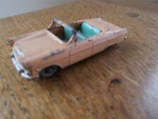 Vintage Lesney no 39 FORD ZODIAC CONVERTIBLE CAR Made in England Diecast