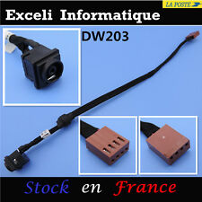 Connecteur alimentation dc power jack DW203 Sony Vaio Pcg - 8122m Pcg - 8131m