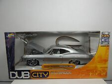 1/24 SCALE JADA TOYS 1967 OLD SKOOL CHEVY IMPALA SS