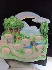1996 Goebel Precious Moments FIELDS OF FRIENDSHIP DIORAMA #768D New Old Stock