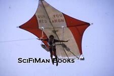 KODACHROME 35mm Slide Canada Toronto CNE Aquarama Show Kite Red Baron Man 1972!