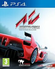 Assetto Corsa (PS4) NEW & SEALED - Fast Dispatch - Free UK P&P