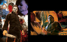 Michael Myers Halloween 2 prints Lot 11 x 17 High Quality Posters