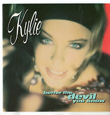 "Kylie Minogue - Better The Devil You Know 7"" Sgl 1990"