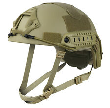 Replica Coyote Tan FAST Helmet, NEW, Airsoft, Skirmish